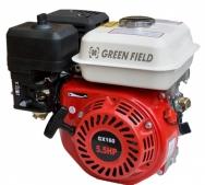 Бензиновый двигатель Green Field GF 168 F (GX160)