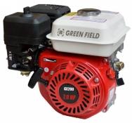 Бензиновый двигатель Green Field GF 170 F (GX210)
