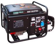 Бензиновый сварочный генератор Green-Field WE-190PRO
