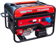 Бензиновый генератор Green Field E7000 PRO