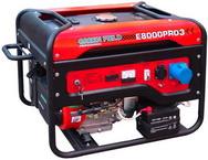 Бензиновый генератор Green Field E8000 PRO3