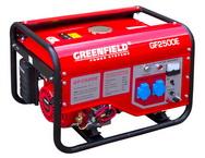 Бензиновый генератор Green Field GF2500E (LT 2500 DXE)