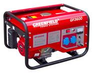Бензиновый генератор Green Field GF3600 (LT 3600 DX)