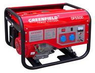 Бензиновый генератор Green Field GF5500 (LT 5500 DX)
