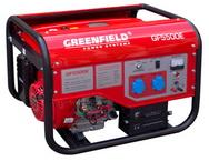 Бензиновый генератор Green Field GF5500E (LT 5500 DXE)