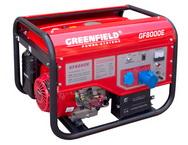 Бензиновый генератор Green Field GF8000E (LT 8000 DXE)