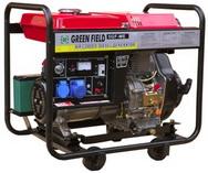 Дизельный генератор Green Field 5 GF-ME
