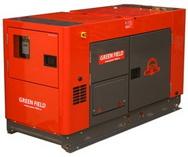 Дизельная электростанция Green Field GFE 35 SS 3