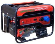 Бензиновый генератор Green Field E7000 PRO (ATS)