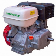 Двигатель с редуктором Green Field GF 188 F-R (GX390)