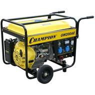 Бензиновый сварочный генератор Champion GW 200 AE