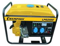 Бензиново-газовый генератор Champion LPG 2500