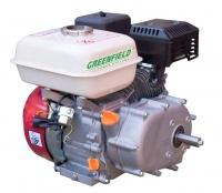 Двигатель с редуктором Greenfield GF 168 FE-R (GX 160)