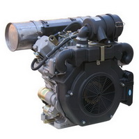 Дизельный двигатель GreenField GF-2V78F