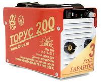 Сварочный аппарат инвертор аргон Торус 200 Классик провода
