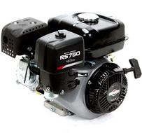 Бензиновый двигатель Briggs&Stratton RS750 Series 163CC