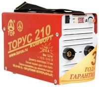 Сварочный аппарат инвертор аргон Торус 210 Комфорт провода