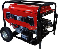 Бензиновый генератор Tsunami GES 6502E (GES 6501E)