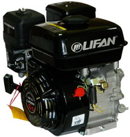 Бензиновый двигатель с редуктором Lifan 168F-2L