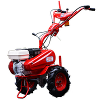 Мотоблок бензиновый Салют 100 X-M1 Honda GX-200