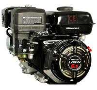 Бензиновый двигатель с редуктором Lifan 168F-2R (7А)
