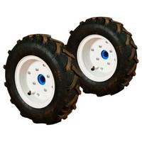 Комплект колес 4,5х10 в сборе для мотоблоков и мотокультиваторов
