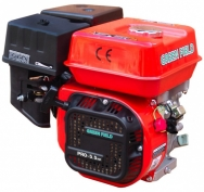 Бензиновый двигатель Green Field Pro-5.5HP (GX160)