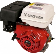 Бензиновый двигатель Green Field GF 177 F (GX270)