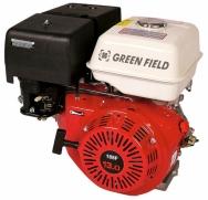 Бензиновый двигатель Green Field GF 188 F (GX390)